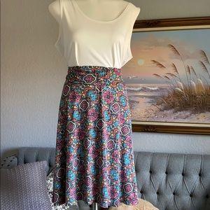 🌷SALE!! $15 Lularoe Azure Skirt